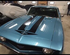 Camaro project wanted