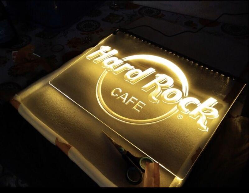Hard Rock Cafe LED Neon Light