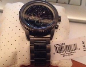 Genuine Diesel Men's Watch Gunmetal - Paid 310 Duties Shipping