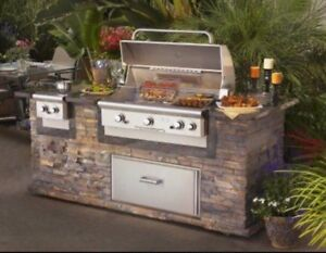 Sick Of Running Out Of Propane? Natural Gas BBQ Installations