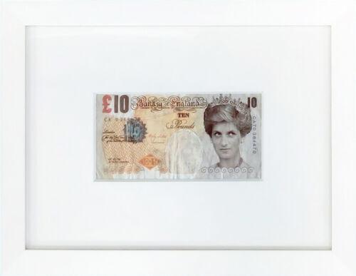 "Banksy ""di-faced Tenner (10 Gbp Note)"" 2004 | Steve Lazarides Provenance Gallart"
