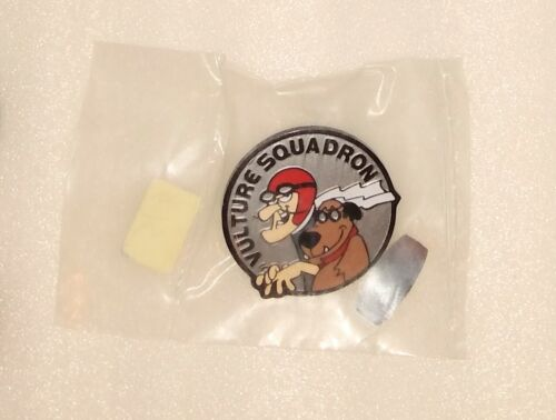 Dick Dastardly and Muttley Vulture Squadron  nice  pin back