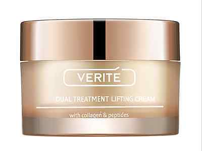 [Verite] Dual Treatment Lifting Cream (with collagen & peptides) 50ml