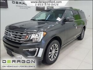 2018 Ford Expedition PRIX DERAGON LIMITED 4X4  MOTEUR V6 3.5 L P
