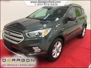 2018 Ford Escape SEL AWD ECOBOOST NAVIGATION TOIT PANO CUIR MAGS