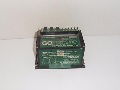 Gotronic 553100 240v Power Line Monitor Used
