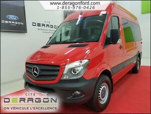 2014 Mercedes-Benz Sprinter cargo vans 2500 3.0L DIESEL High Roo