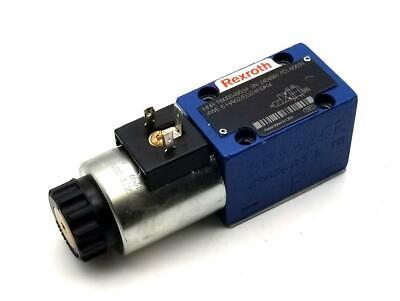 Rexroth R900549534 Hydraulic Solenoid Valve 24 Vdc
