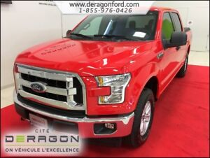 2017 Ford F-150 XLT 4X4 SUPERCREW 3.5L MAGS 17P CRUISE XLT 4X4 S