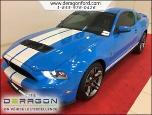 2010 Ford Mustang SHELBY GT500 COUPE *540HP* 5.4L V8 MAGS 19P NA