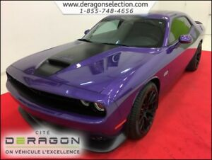 2016 Dodge Challenger SRT + 392 HEMI + *485HP* + NAV + CAMERA +