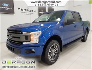 2018 Ford F-150 PRIX FIN SEPT ! CREW 4X4 ECOBOOST XLT SPORT CAME