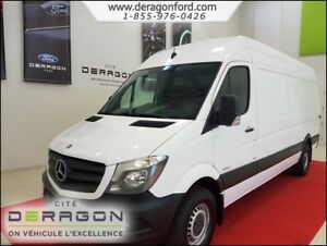 2015 Mercedes-Benz Sprinter cargo vans 2500 DIESEL EXTRA LONG +