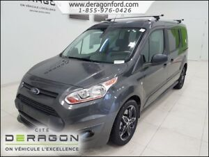 2018 Ford Transit Connect wagon PRIX FIN SEPT ! XLT 7 PLACES MAG