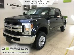 2018 Ford Super Duty F-250 SRW RABAIS 9600$-XLT V8 DIESEL CAMERA
