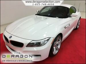 """2016 BMW Z4 28I + M PACK + INT ROUGE + NAV + ROUES 19"""""""" 28I +"""