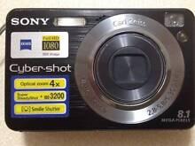 Sony Cyber-shot DSC-W130 8.1MP Digital Camera Bayswater Bayswater Area Preview