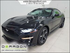 2018 Ford Mustang RABAIS 5250$-COUPE ECOBOOST SYNC MAGS 18P COUP