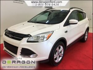 2014 Ford Escape SE AWD ECOBOOST SYNC CAMERA SE AWD ECOBOOST SYN