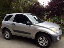 2002 Toyota RAV4 Edge (4x4) Auto (( 7 Months Rego )) LOW km Turvey Park Wagga Wagga City Preview