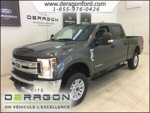 2018 Ford Super Duty F-250 SRW PRIX DERAGON XLT 4X4 V8 DIESEL CR