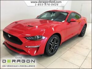 2019 Ford Mustang *RABAIS 2000$- COUPE PREMIUM ECOBOOST CAMERA C