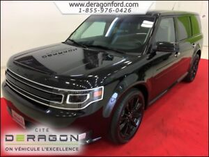 2018 Ford Flex LIMITED BLACK EDITION TOIT OUVRANT - NAV MAGS AWD