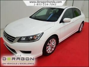 2013 Honda Accord Sedan LX 2.4L + CAMERA DE RECUL + BLUETOOTH LX