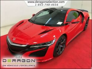 2017 Acura NSX SH + AWD + HYBRIDE + TECH PACK + CARBON PACK SH +