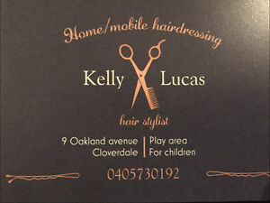 Kelly's home hair Cloverdale Belmont Area Preview