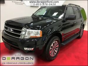 2017 Ford Expedition XLT 4X4 8 PASSAGERS TOIT OUVRANT SONY CAMER