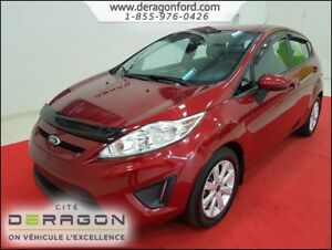 2013 Ford Fiesta SE HATCHBACK SYNC MAGS 15P CRUISE SIEGE CHAUFFA