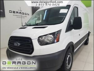 2018 Ford Transit Van PNEUS HIVER INC-250 148'' V6 SYNC CRUISE C
