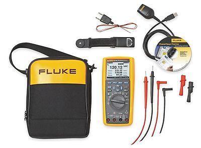 Fluke 289fvf Industrial Logging Multimeter Flukeview Forms Combo Kit