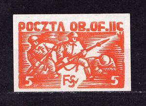(PL) Polish Officers POW Camp Woldenberg Fi 15bx expertised by Wiatrowski - <span itemprop=availableAtOrFrom>wielkopolskie, Polska</span> - (PL) Polish Officers POW Camp Woldenberg Fi 15bx expertised by Wiatrowski - wielkopolskie, Polska