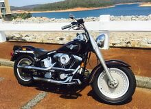 1994 Harley Davidson fatboy Bertram Kwinana Area Preview