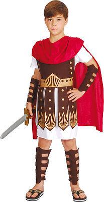 Maximus Gladiator Kinderkostüm NEU - Jungen Karneval Fasching Verkleidung Kostüm