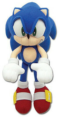 "Sale!  Sonic the Hedgehog 7"" Mini-Size Sonic Great Eastern (GE-8985) Plush"