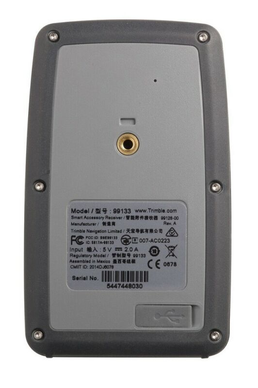 Trimble R1 Integrated GNSS System Receiver 99133 99129-00