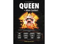 2 x Queen Tickets for sale