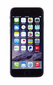 Apple IPhone 6 64GB Space Grey Open to all networks