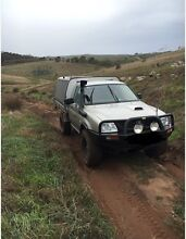 2004 Mitsubishi Triton Turbo Diesel Brighton Holdfast Bay Preview