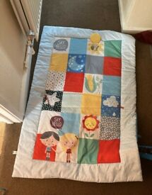 Quilted Play Mat