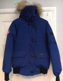 Canada Goose women's Chilliwack - Pacific Blue - LARGE