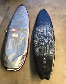 Surfboard 6ft 2inch