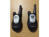Talkabout T5522 Walkie Talkies