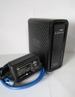 Arris Sb6183 Docsis 3 0 Cable Modem Time Warner Comcast Xfinity
