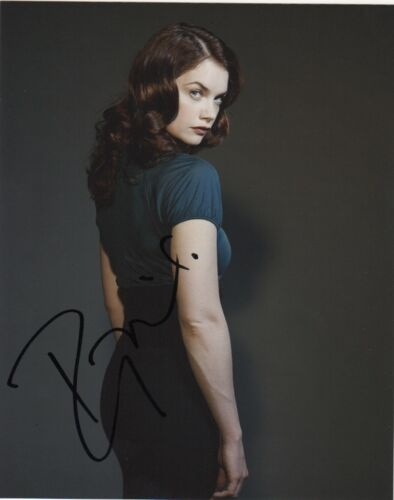 Ruth Wilson Luther Autographed Signed 8x10 Photo COA #S3
