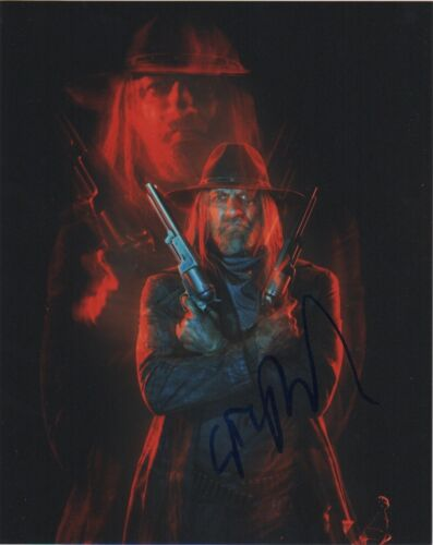Graham McTavish Preacher Autographed Signed 8x10 Photo COA
