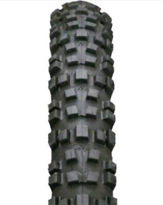 Paire de 20 x 1 3//8 Raleigh record mur blanc pneus et chambres à air Schrader